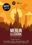 La légende de Merlin Châtillon-sur-Seine