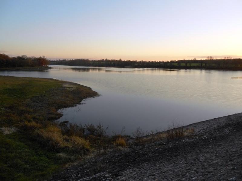 La matinale à l'étang de Goule Bessais-le-Fromental