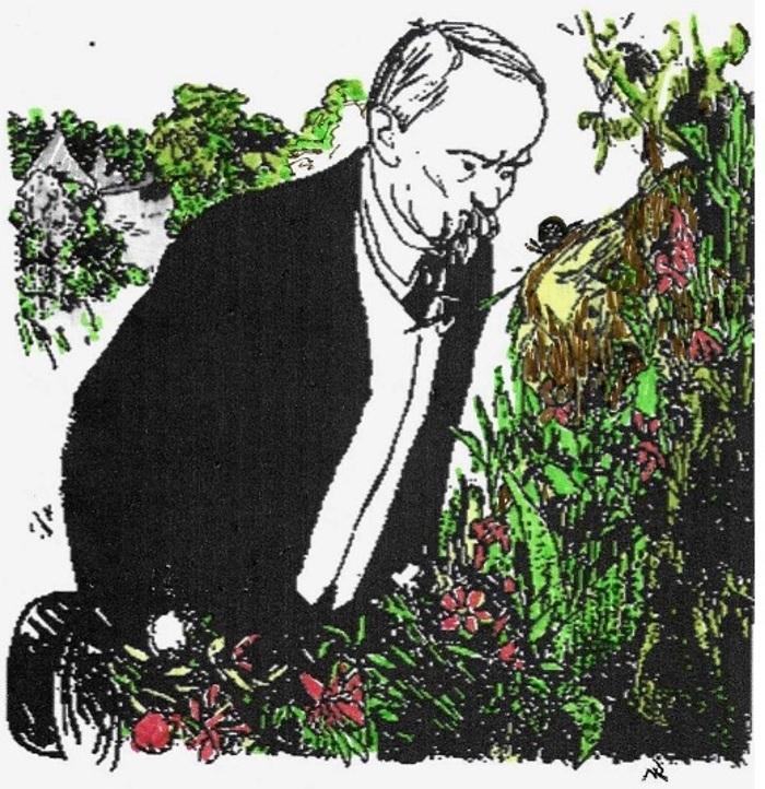 Jules Renard, un univers. L'atelier  La Charité sur Loire