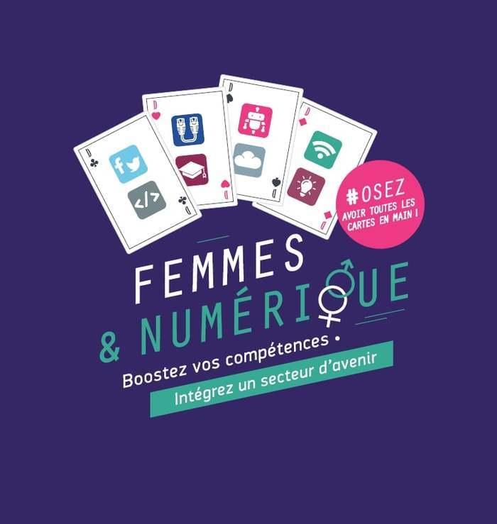 Femmes & Numérique #4 Le Chapeau Rouge Quimper