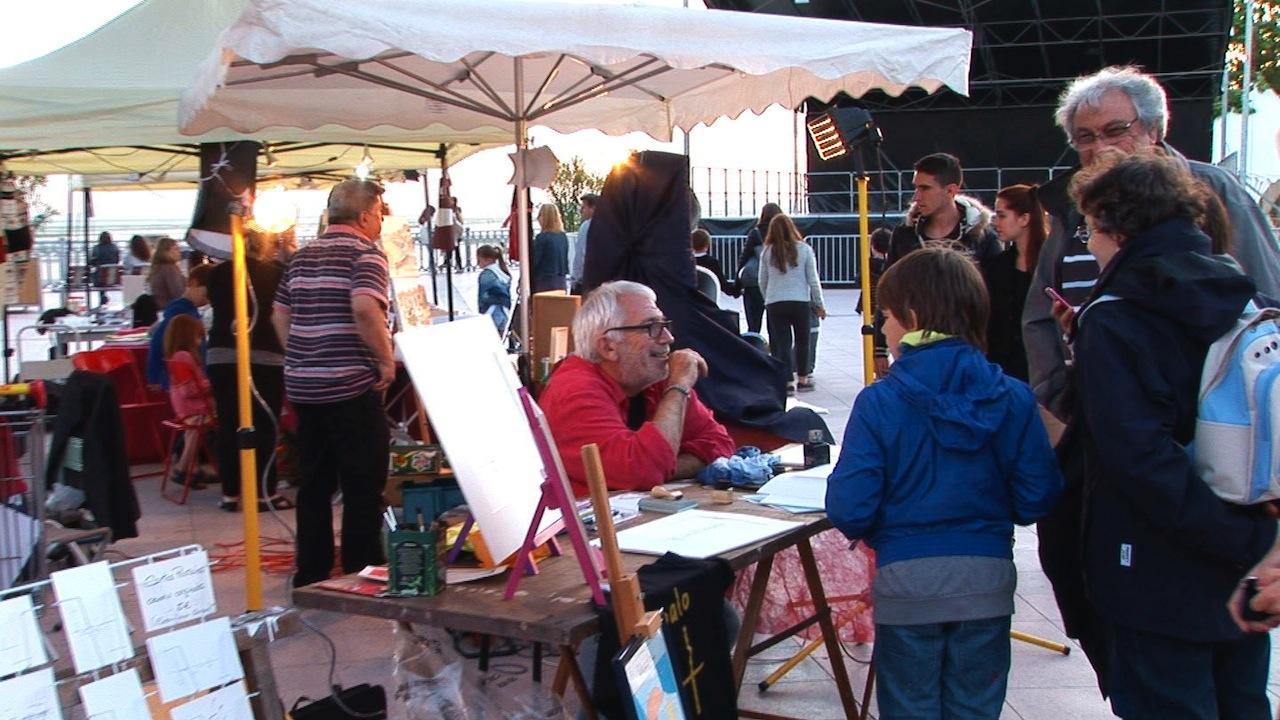 Les Nocturnales de l'artisanat d'art et de la gastronomie Andernos-les-Bains