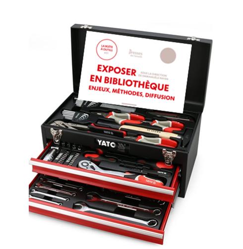 Les rencontres des presses Enssib : Exposer en bibliothèque Bibliothèque Buffon Paris