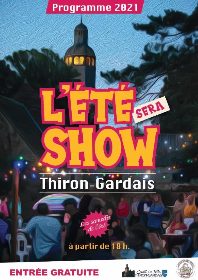 Les samedis de l'été Thiron-Gardais