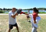 L'été à Joué - Initiations kick et fitness Joué-lès-Tours