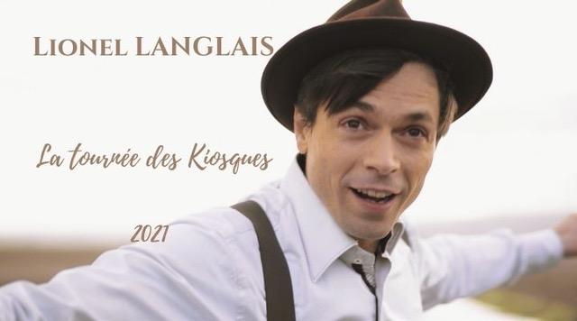 Lionel LANGLAIS en concert Parc Georges Brassens Paris
