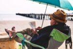 lire plage vacances