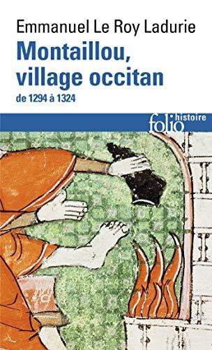 Montaillou village occitan