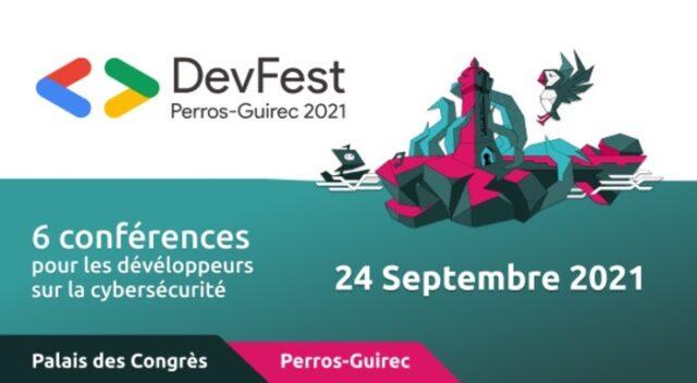 DevFest _ Perros-Guirec 2021 Palais des Congrès Perros-Guirec