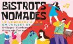 Bistrot Nomade le vendredi 30 juillet à Turny parc de la salle des fêtes Turny