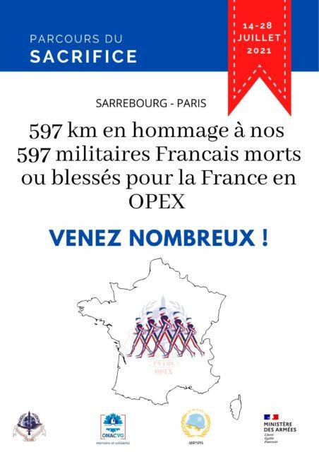 PARCOURS DU SACRIFICE Haudainville   2021-08-19