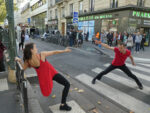 Paris en place(s) - spectacles de danse place du Buisson-Saint-Louis Paris