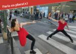 Paris en place(s) - spectacles de danse Place Jean-Michel Basquiat Paris