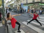 Paris en place(s) - spectacles de danse place Robert Desnos Paris