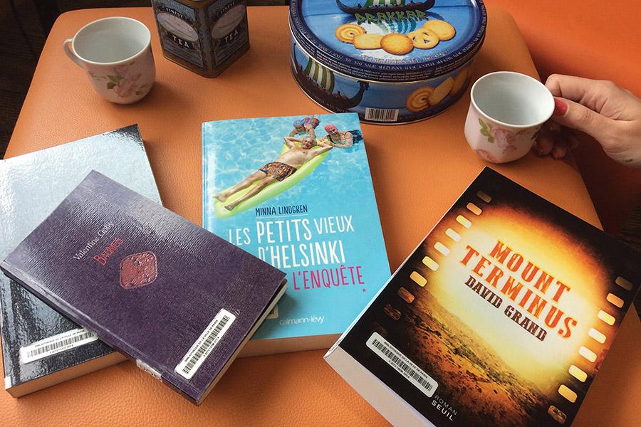 Petits déjeuners littéraires - 2ème semestre 2021 Médiathèque Hélène Berr Paris