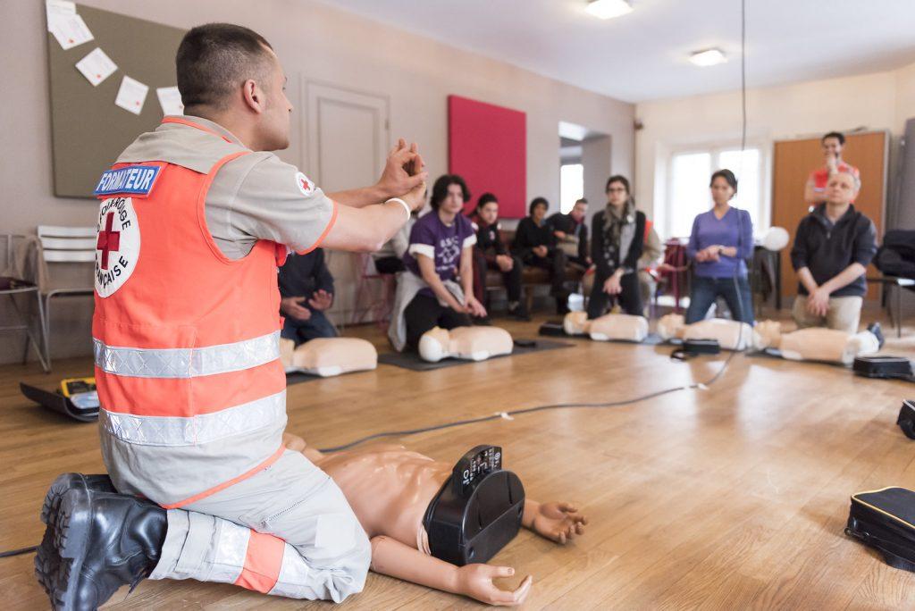 PSC1 : Apprenez à sauver des vies 1Oe arrondissement Paris