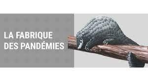"""Rencontre-débat """"La fabrique des Pandémies"""" M-M. Robin Médiathèque Françoise Sagan Paris"""