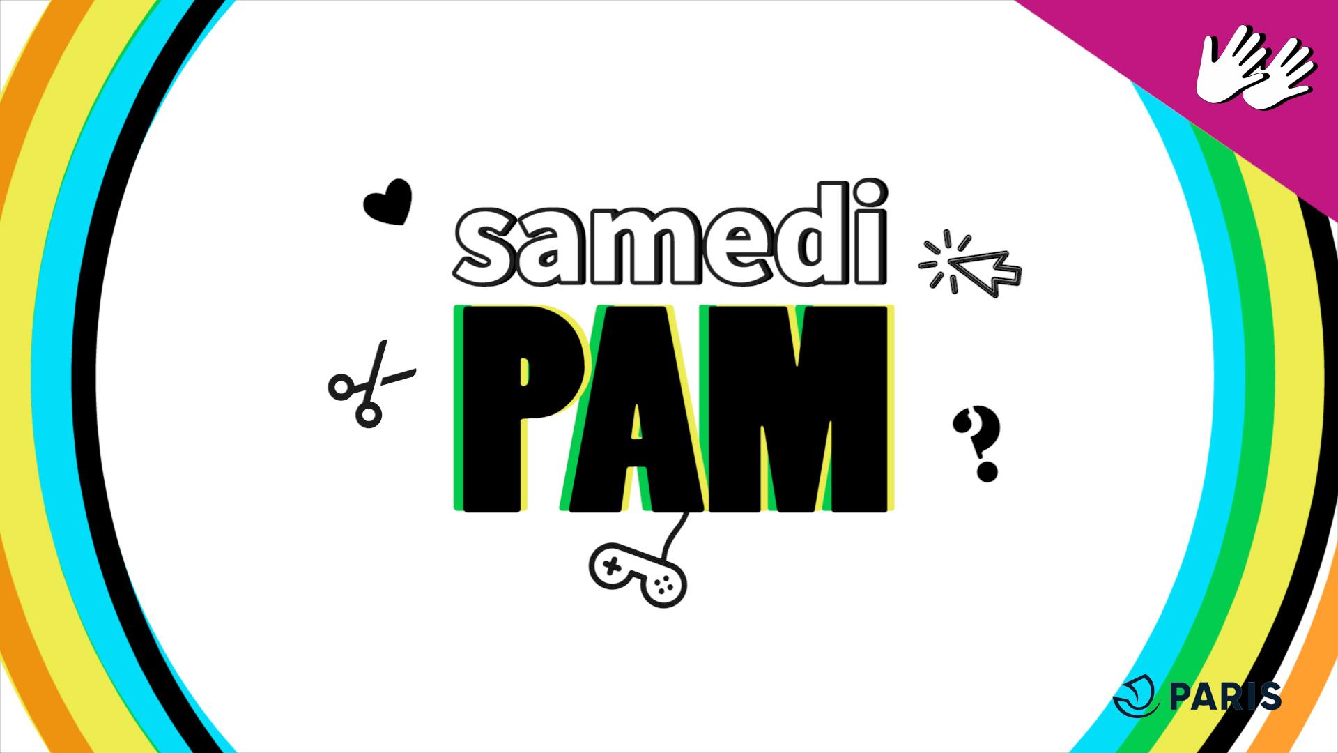 Samedi PAM [Uniquement en LSF] Médiathèque de la Canopée la fontaine Paris