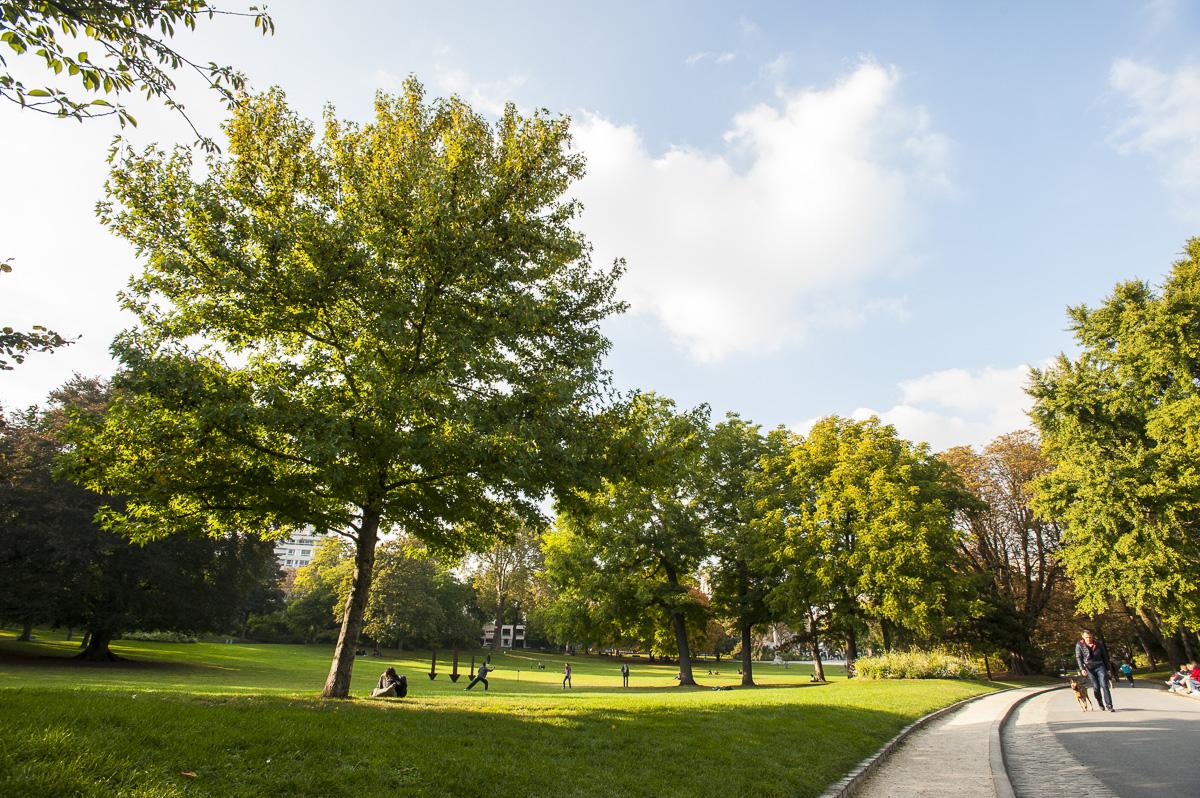 SEANCES BIEN-ETRE POUR FEMMES EN PLEIN AIR Parc Montsouris Paris