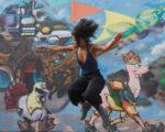 Sỗma - performance / danse contemporaine Parc de Choisy Paris