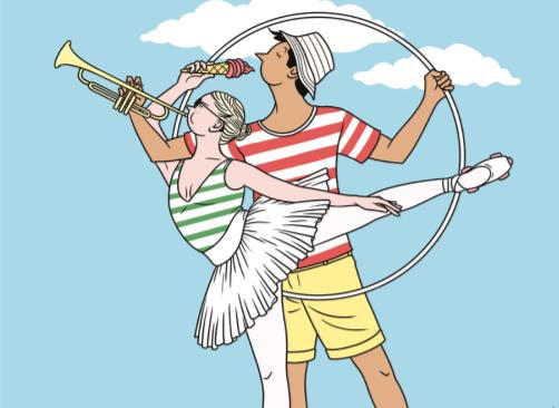 Spectacles de cirque et sieste sonore Foire du Trône Paris