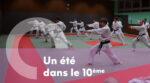 Stage Karaté Enfants/Ados Centre Paris Anim' La grange aux Belles Paris