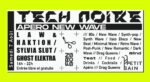 Tech Noire : Apéro New Wave Petit Bain Paris
