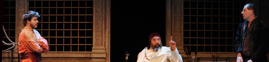 """Théâtre """"Michel-Ange et les Fesses de Dieu"""" Chantilly"""