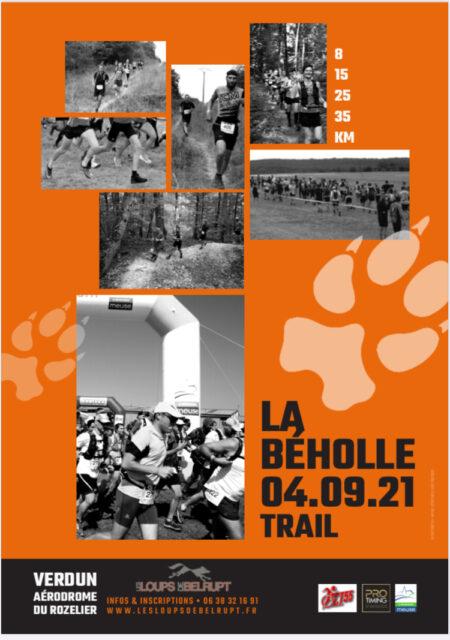 TRAIL DE LA BEHOLLE Sommedieue   2021-09-04