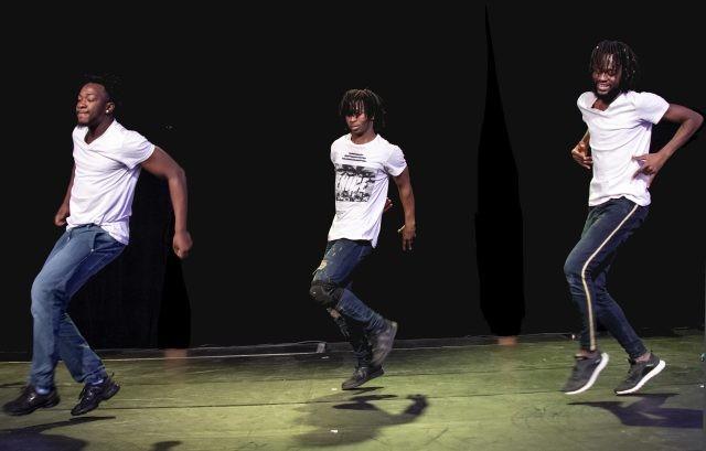 Trio d'Afrique Centre Socioculturel Maurice Noguès Paris