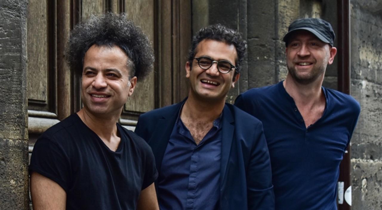 Arshid Azarine Trio : « 7 Djan » Institut des Cultures d'Islam Paris