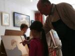 Atelier enfants : pastel animalier Cabourg