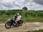 CamarSidecar au château de Camarsac Camarsac