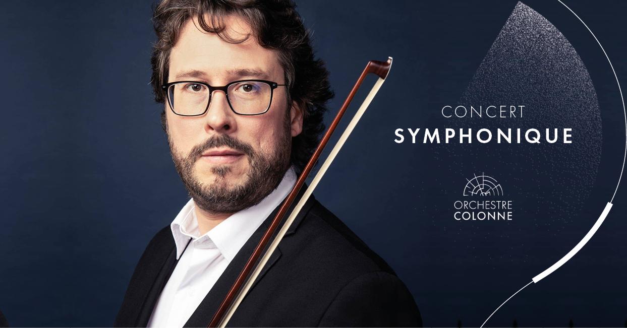 Concert symphonique   Périples nordiques Salle Wagram Paris