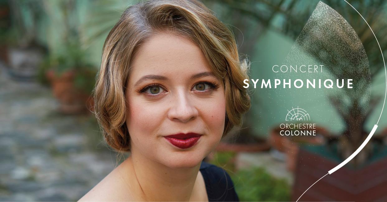 Concert symphonique   Une escapade française Salle Colonne Paris