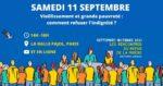 Écologie/Pauvreté. du geste individuel au mouvement social? Salle de Conférences de la Halle pajol Paris