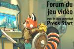 Forum du jeu vidéo : de la nature aux mondes virtuels BPI et bibliothèque Kandinsky (Centre Pompidou) Paris