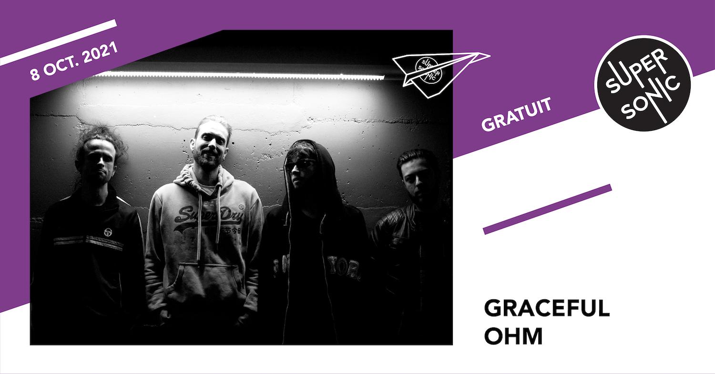 Graceful • [OHM] / Supersonic SUPERSONIC Paris