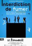 Interdiction de Fumer Le funambule montmartre Paris