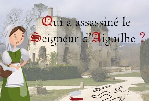 Jeu de piste médiéval Castillon-la-Bataille