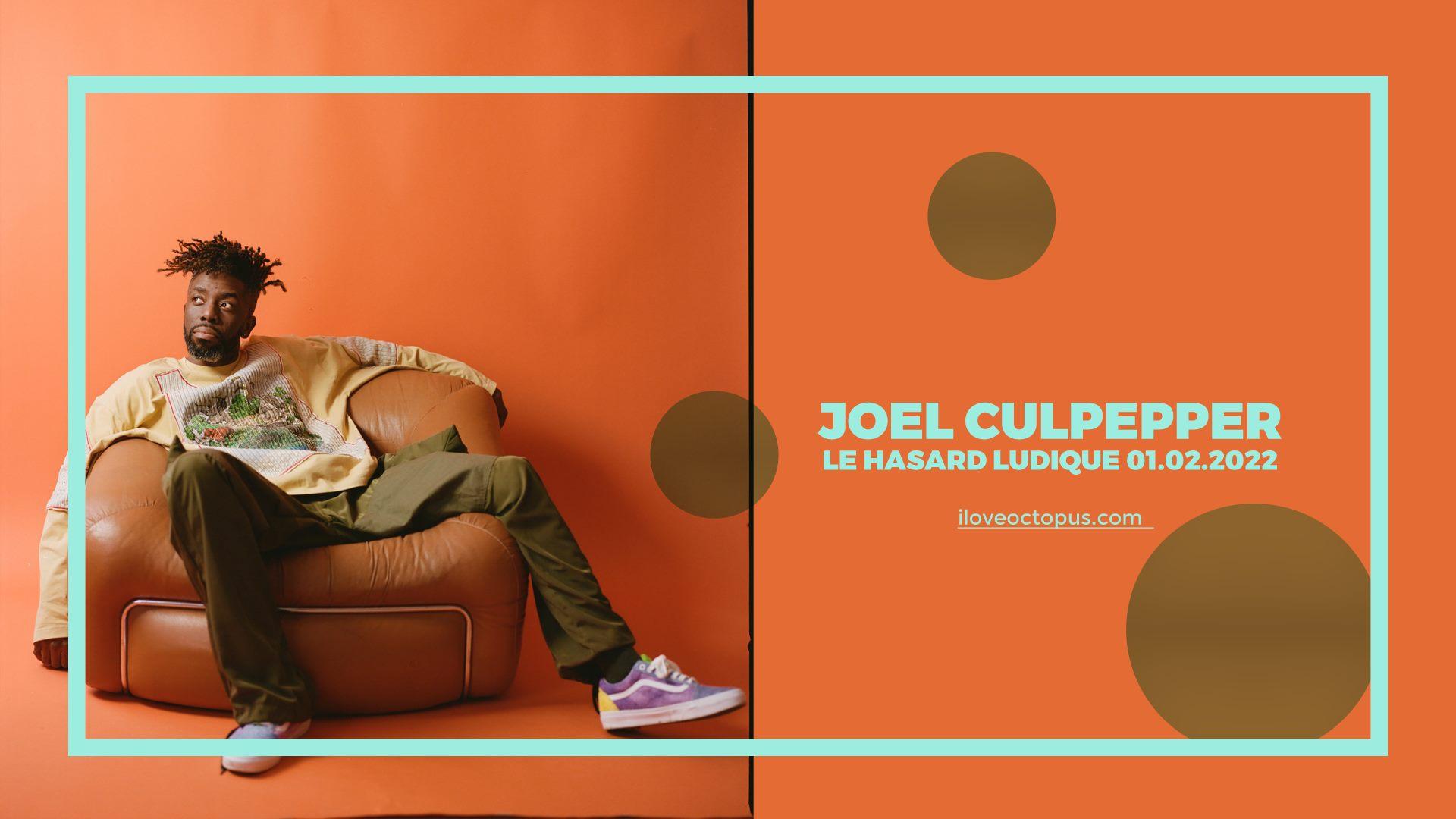 Joel Culpepper Le Hasard Ludique