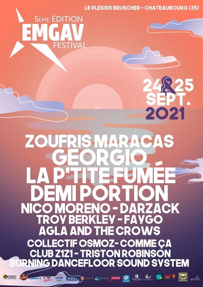 EMGAV Festival Le Plessis Beuscher 35220 Châteaubourg