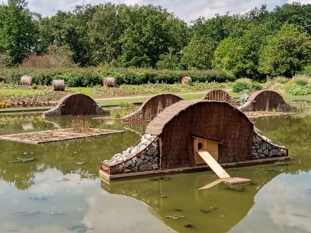 Les oiseaux aquatiques du Parc Floral Parc Floral de Paris Paris