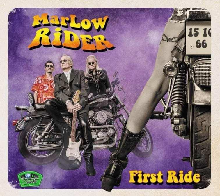 Marlow Rider + 1ère partie Tony Marlow Trio La Dame de Canton Paris