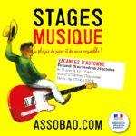 Stage musique pour les jeunes à Toulouse (vacances d'automne) Music O' Carmes Toulouse