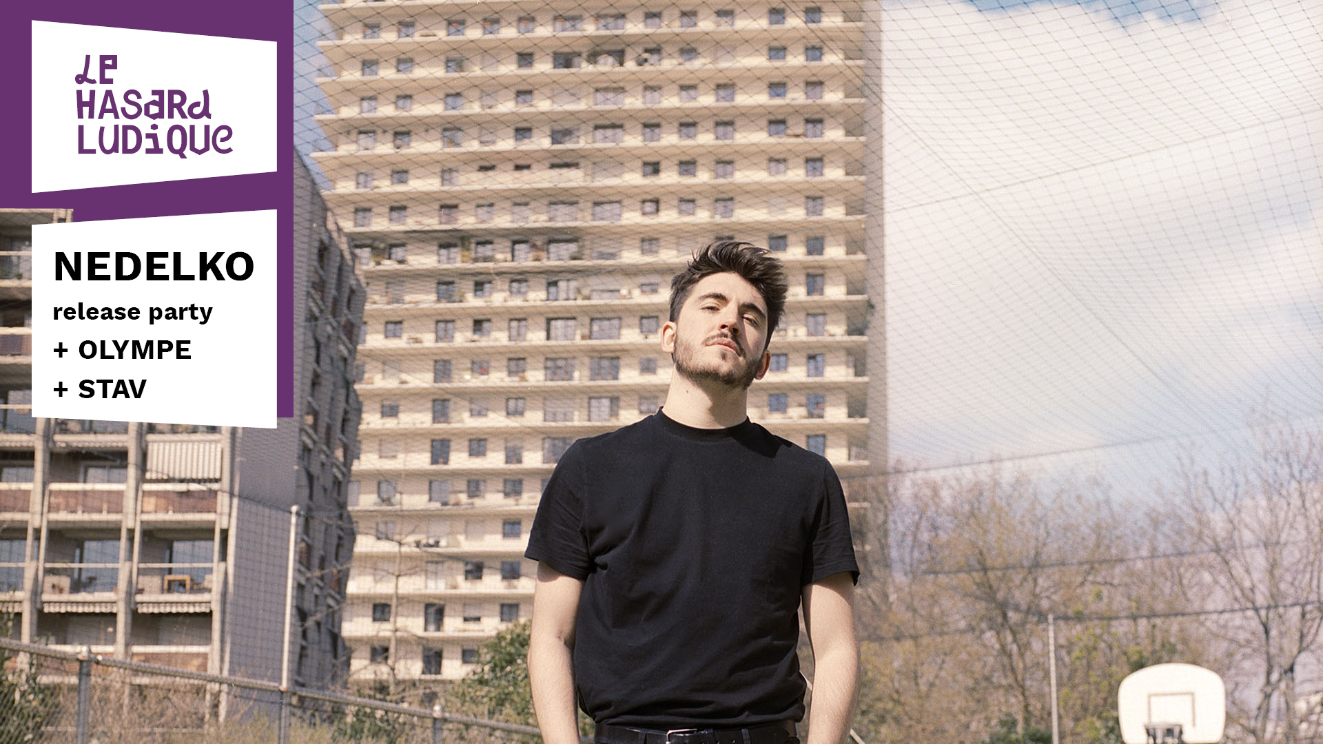 Nedelko – Release Party Le Hasard Ludique