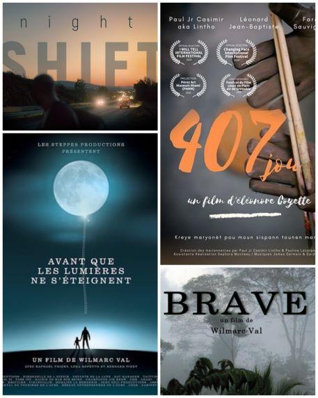 Quatre courts métrages
