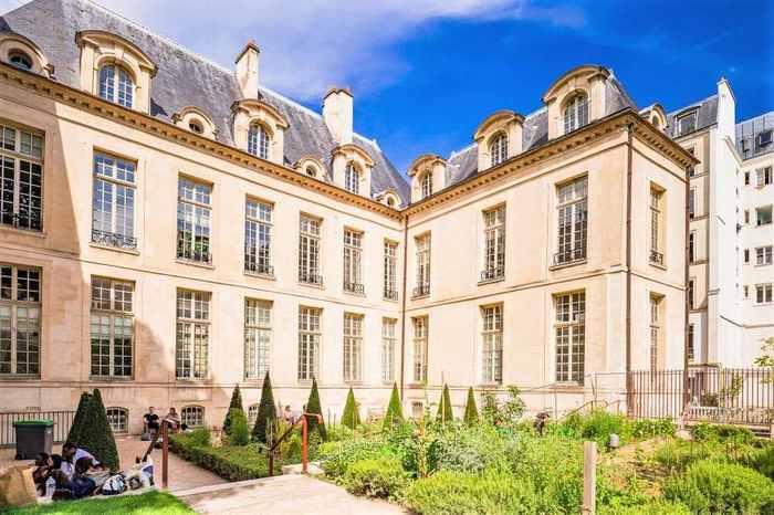 Chasse au trésor : Marais a Paris Sion Quiveutpister Paris Paris