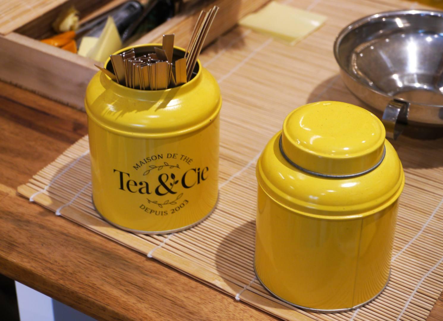 tea&cie rennes