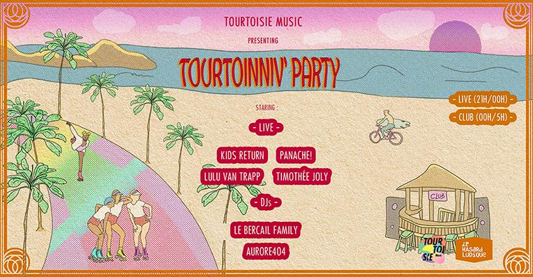 Tourtoinniv' Party I Le Hasard Ludique Le Hasard Ludique