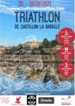 Triathlon de Castillon-la-Bataille Castillon-la-Bataille